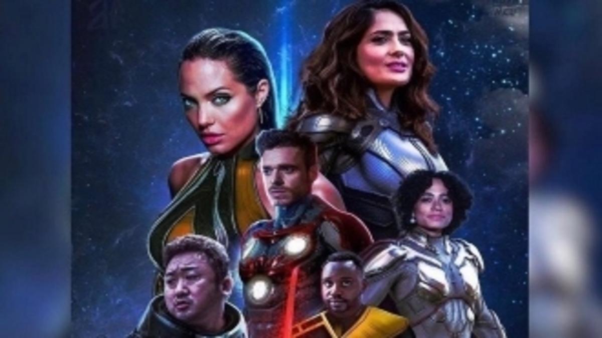 Marvel's 'Eternals' gets India release date