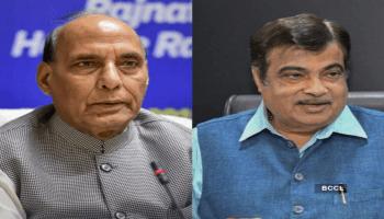 IAF plane with Rajnath, Gadkari to make 'emergency landing' on highway