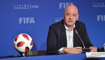 Football risks losing its appeal: FIFA chief Infantino