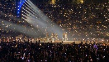 BTS ARMY concert tickets