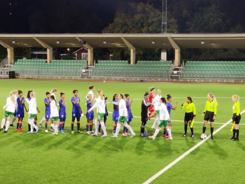 International Friendly: Sweden's Hammarby IF beats India with a narrow 3-2
