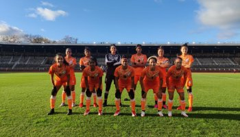 Sweden India AFC Women's Cup