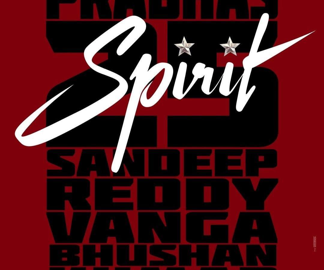 Prabhas Spirit