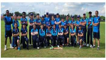 Cricketing Milestone for Sikkim, U19 Women's Cricket team enter knockout stage