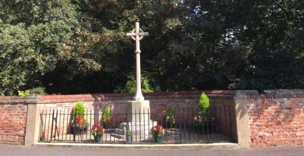 Eastoft War Memorial