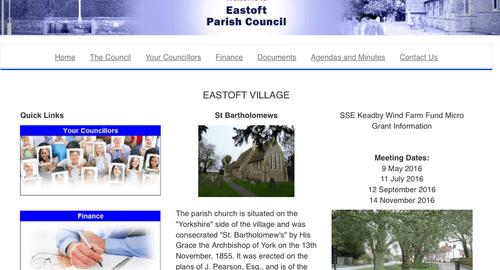 Eastoft web sites