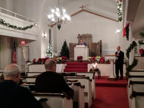 Christmas Eve Scripture Reading 1