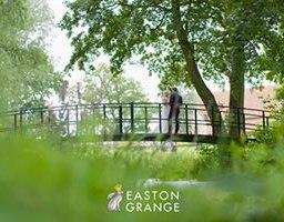 Nick & Esme wedding at Easton Grange