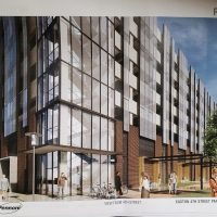 The proposed 4th and Church Street parking garage: a first look