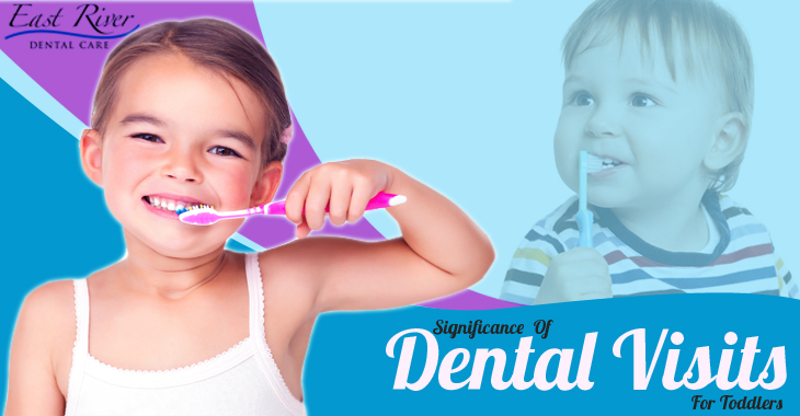 Significance Of Dental Visits For Toddlers