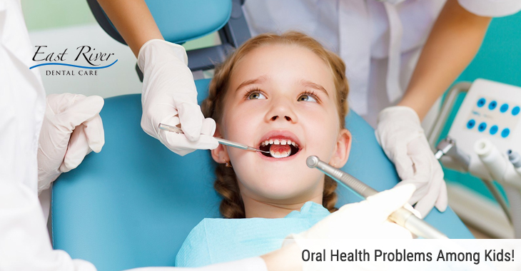 Oral Health Problems Among Kids!