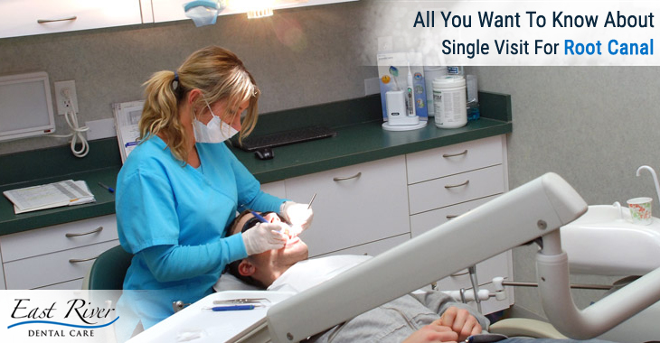 All You Want To Know About Single Visit For Root Canal Newmarket