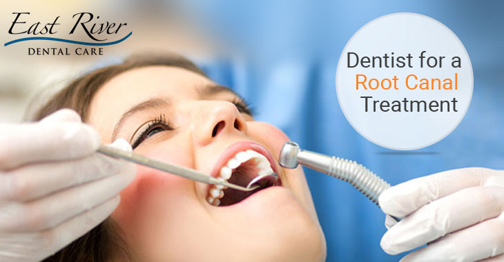 Dentist for a Root Canal Treatment