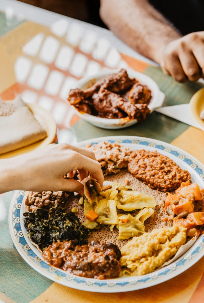 First, We Feast {Aster's Ethiopian Restaurant} - EASTside Magazine
