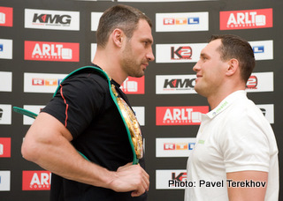 Klitschko vs Sosnowski