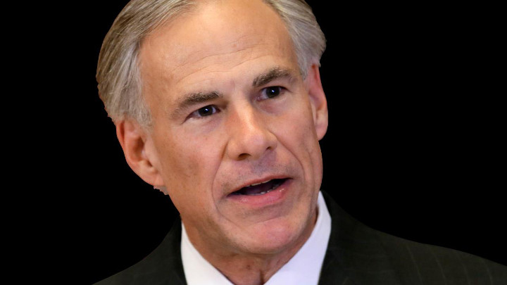 Governor Greg Abbott - 720-54787063