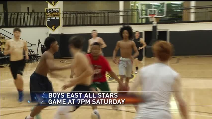 Azalea All Star Game Saturday- East Preps_12053582-159532