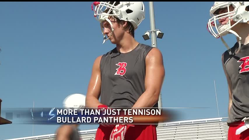 Bullard has plenty of firepower besides Major Tennison_10618908-159532
