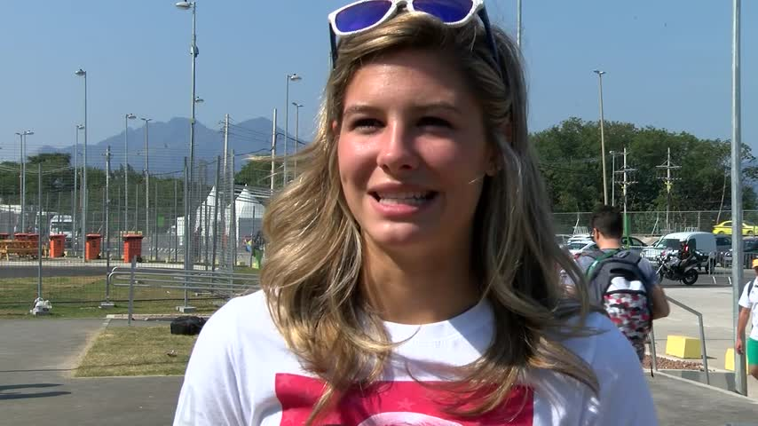 Olympian-s first trip outside America is to Olympics_96975105-159532
