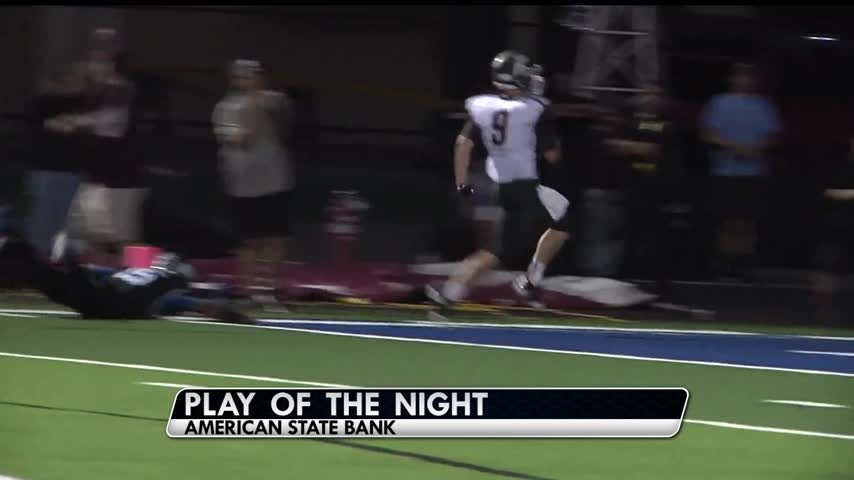 American State Bank Play of the Night- White Oak Roughnecks_77049231-159532
