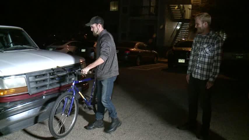 College Student-s Truck Then Bike Stolen In 2 Days_90683181-159532