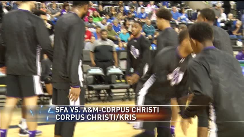 SFA picks up first true road win at A-M Corpus Christi_14826742