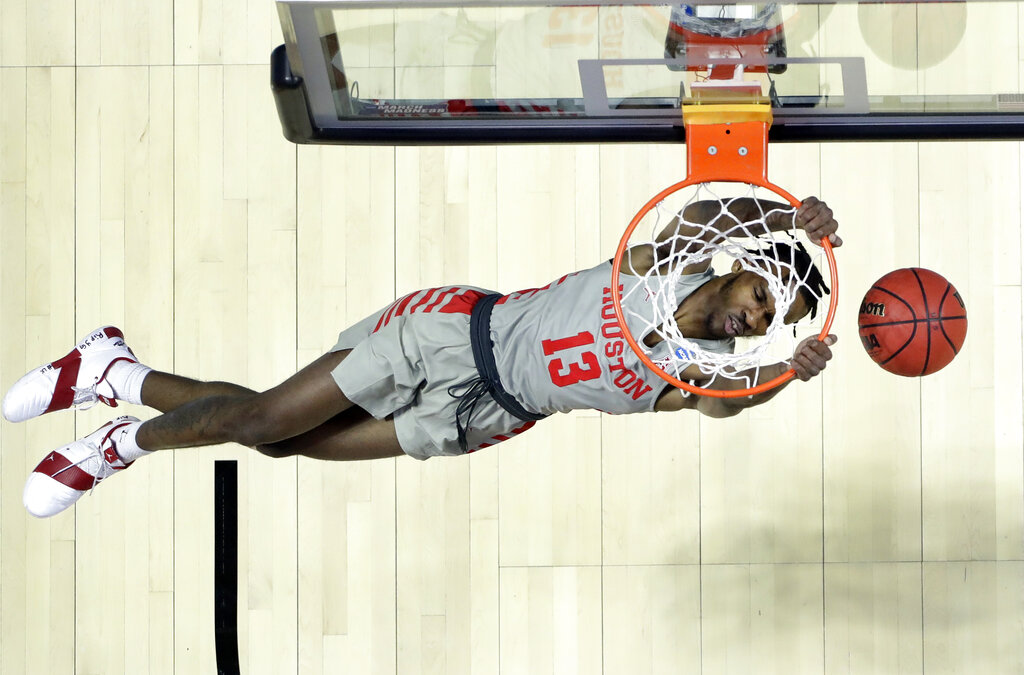 APTOPIX NCAA Georgia St Houston Basketball_1553345359021