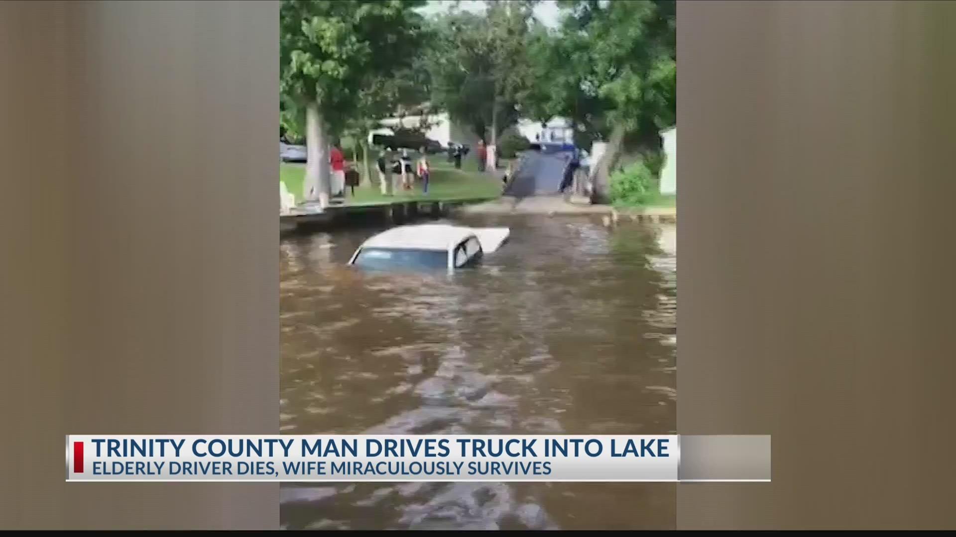 Trinity County Crash
