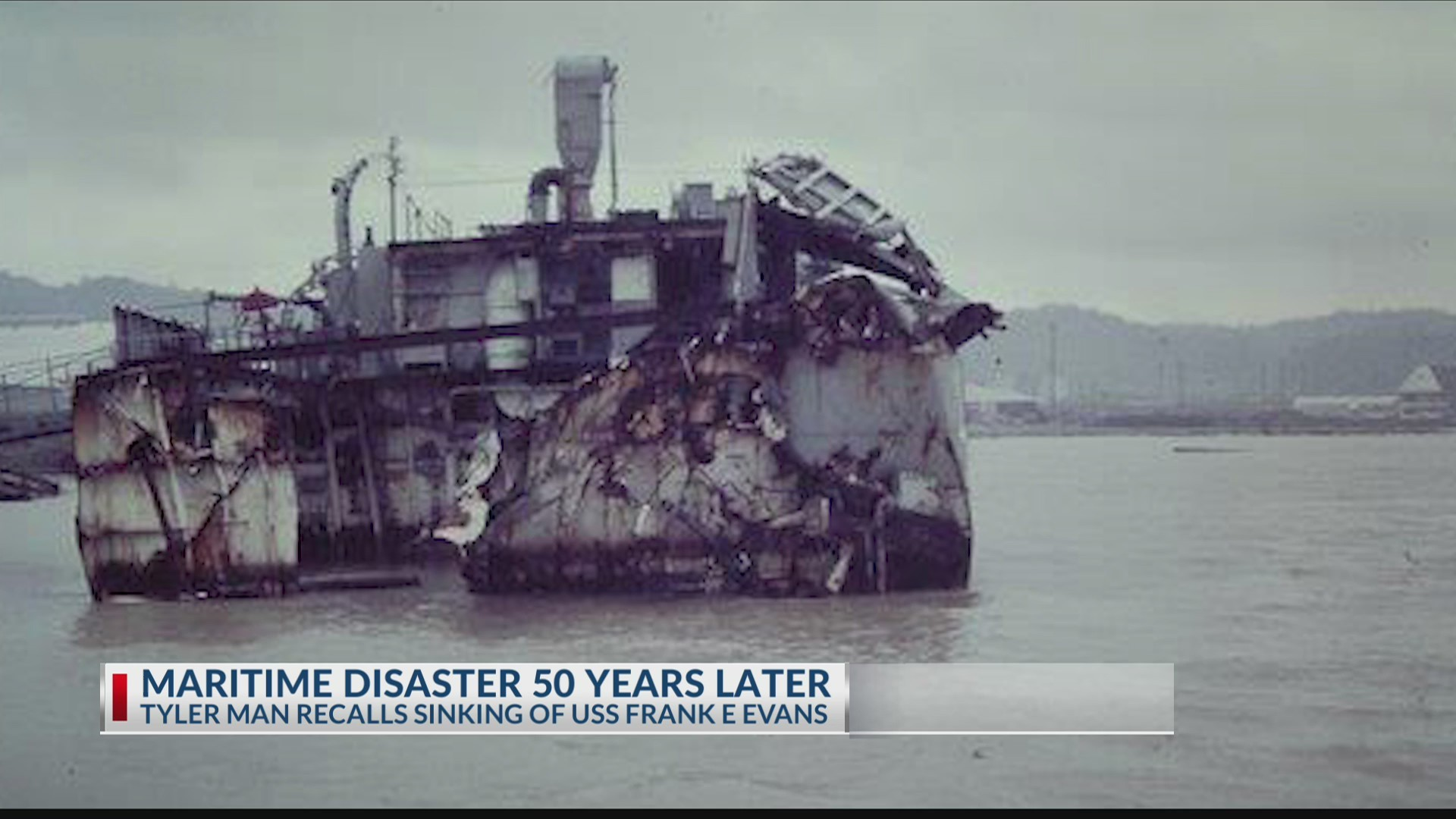 50TH Anniversary of the maritime disaster
