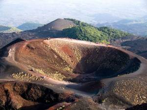 etna vulkan
