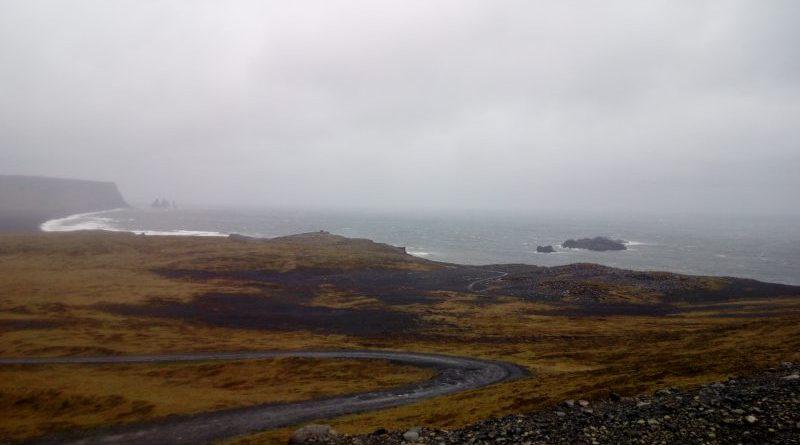 oluja na islandu