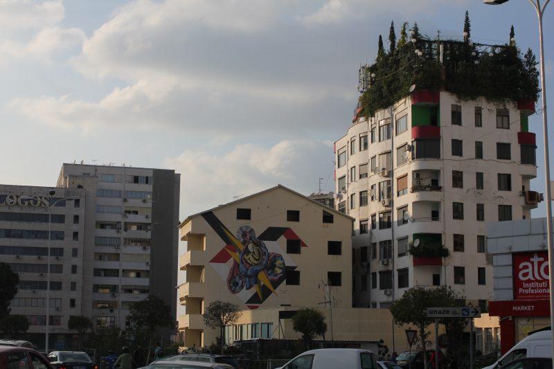 Tirana Albanija