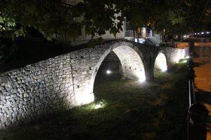 Tanner Bridge Tirana Albanija
