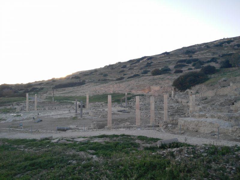 Amathus nalazište Kipar