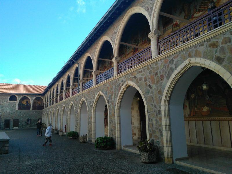 Kykkos manastir Kipar
