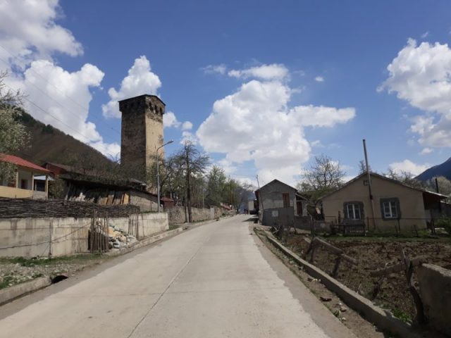 Guzija Svaneti