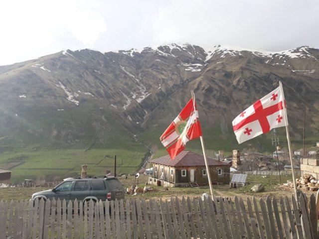Gruzija Ushguli