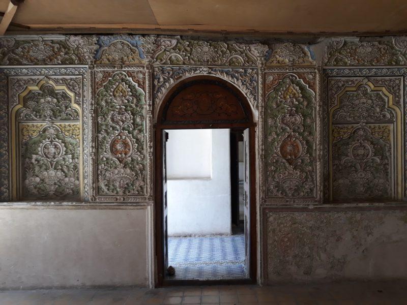Širaz Zinat ol - Molk palata