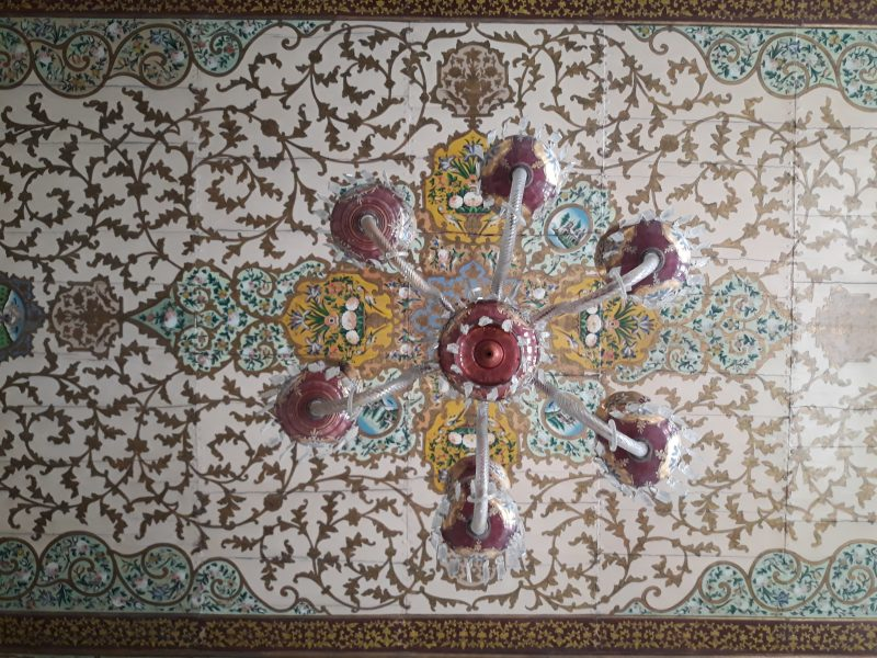 Širaz Naranjastan palata