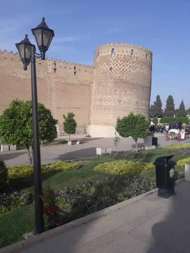 Širaz Karim Kanova tvrđava