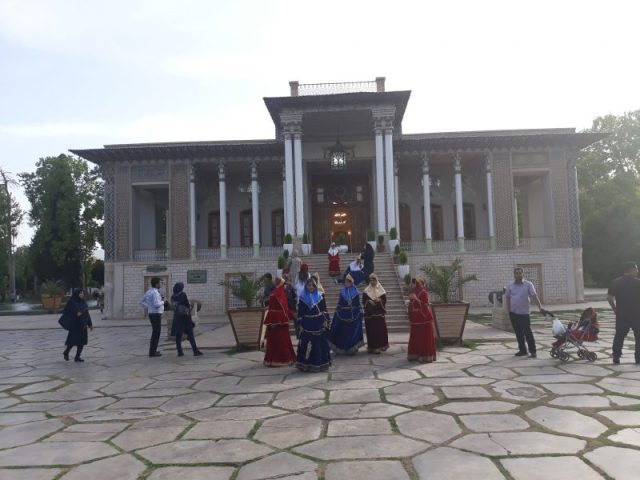 Širaz Afif Abad park