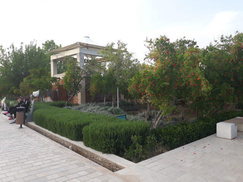 Širaz Bes'at park