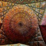 Širaz ružičasta džamija