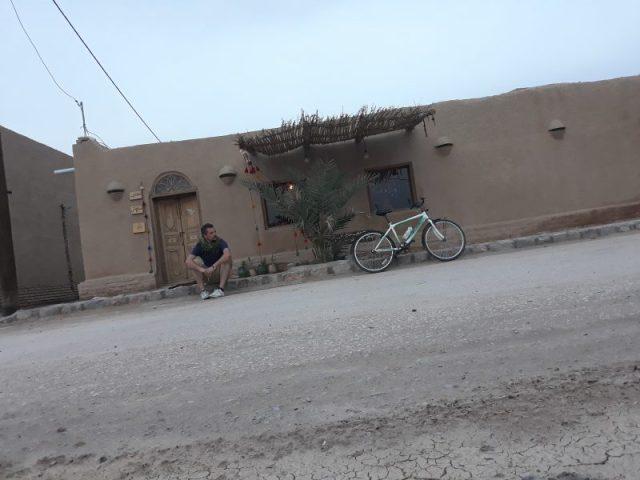 U pustinji, Mesr, Iran