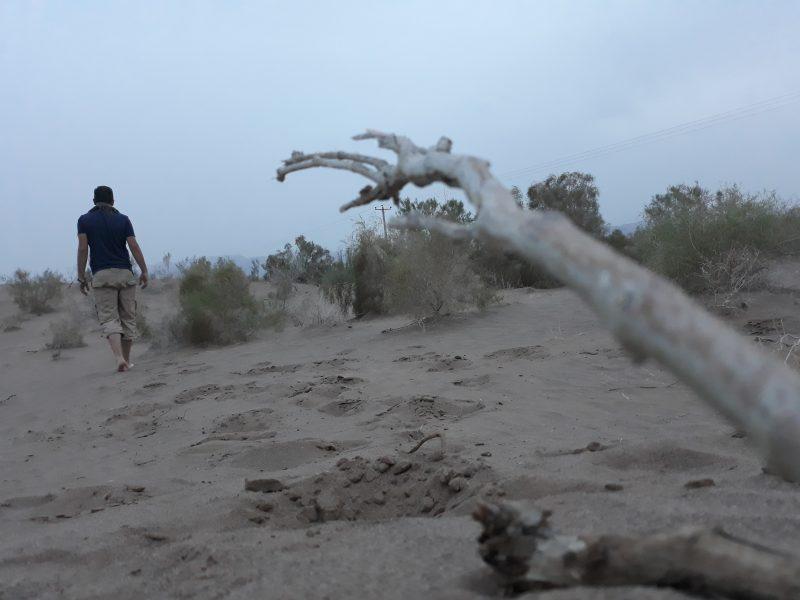 U pustinji, Mesr pustinja, Iran