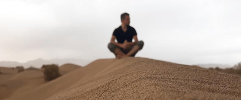 kroz pustinju