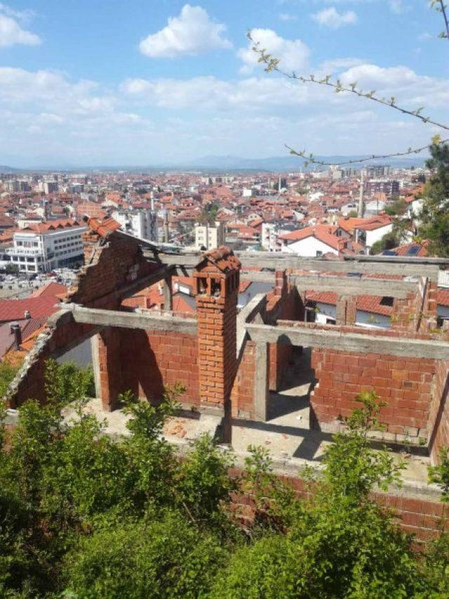 Srpska kuća kod crkve Svetog Spasa