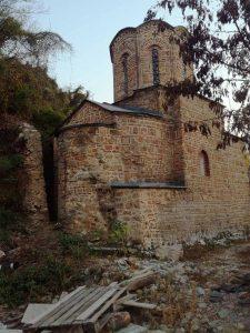 Prizren crkva Svete Nedelje