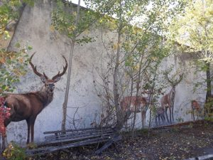 Pripiat street art