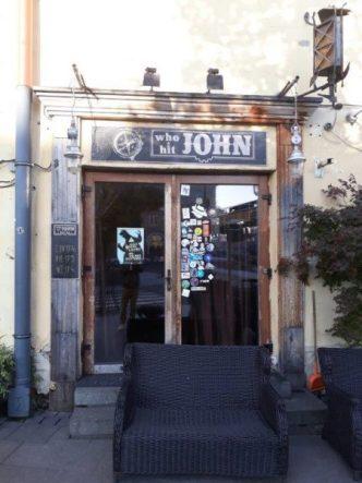 Vilnjus Who hit John - the Pub